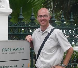 outside Parliament 2