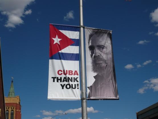 Thank you Cuba