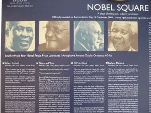 Nobel Square - Waterfront, Cape Town (1)