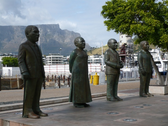 Nobel Square - Waterfront, Cape Town (2)